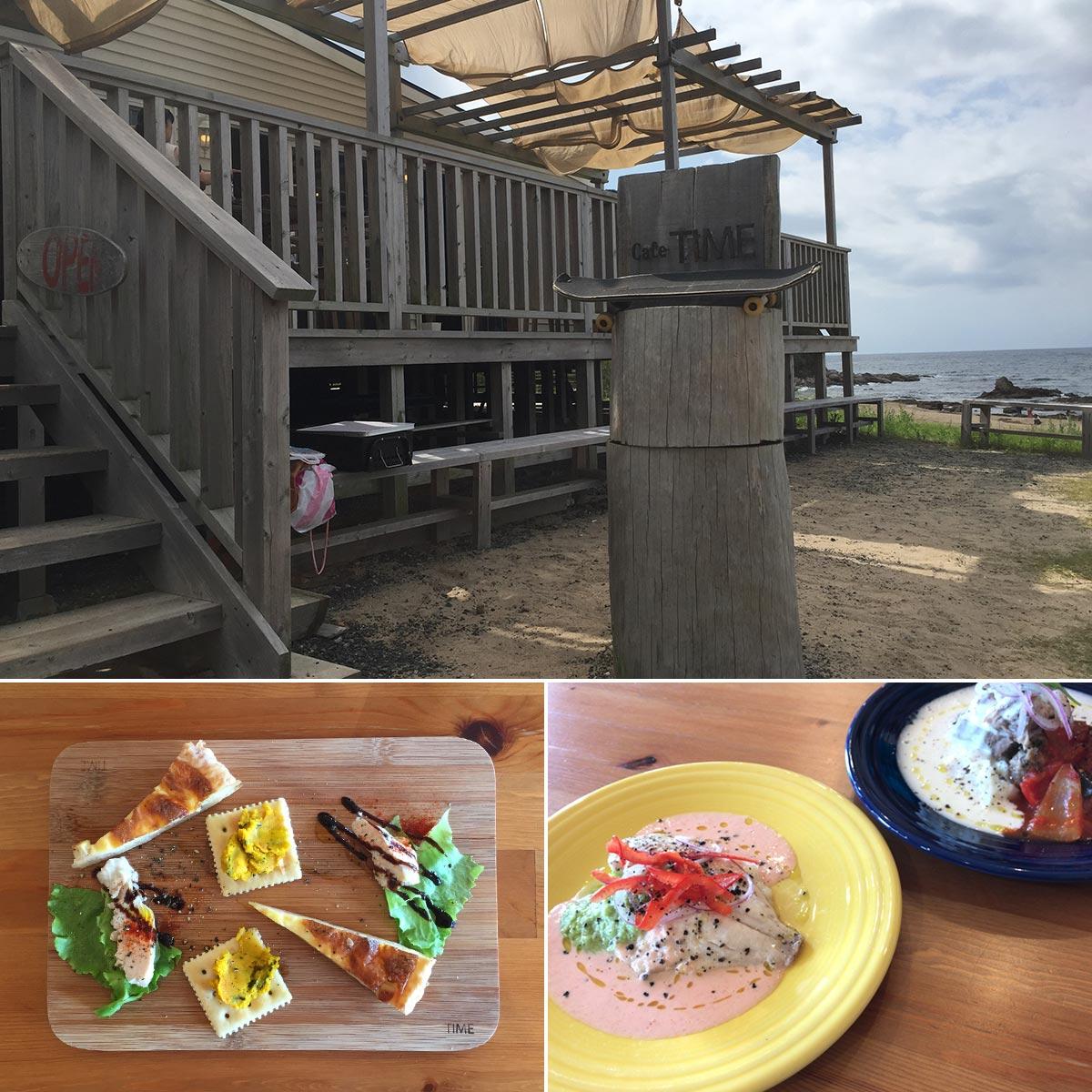 写真:福岡糸島 Bistro&Cafe TIME